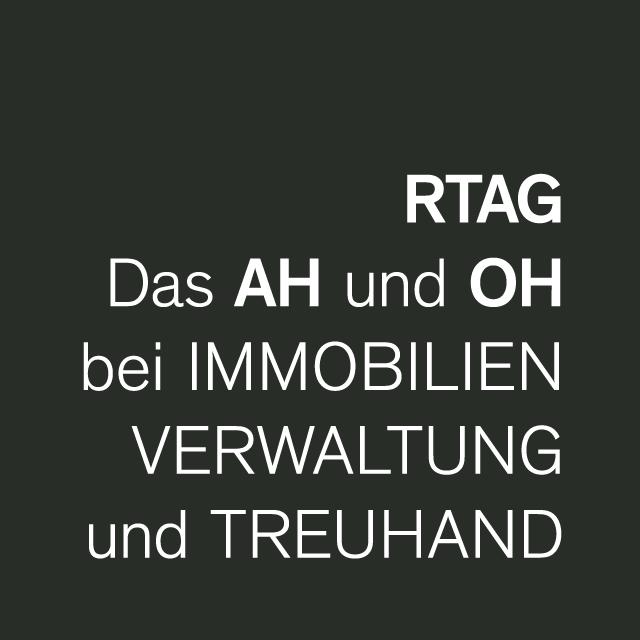 RTAG - Das AH und OH bei Immobilien, Verwaltung und Treuhand